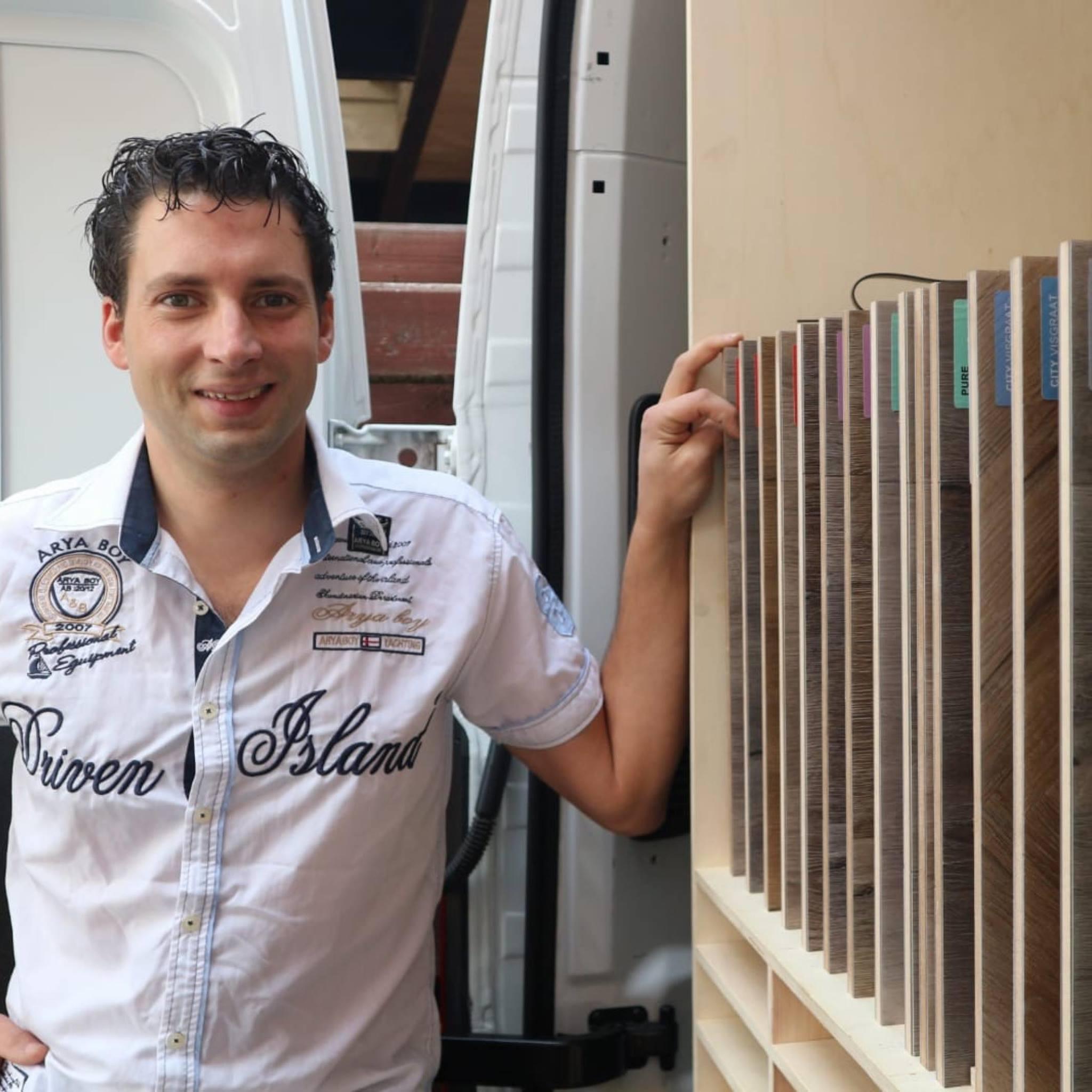 Herjan Hofman | Specialist in PVC vloeren